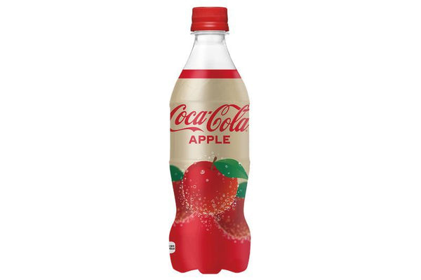 Apple Coca Cola