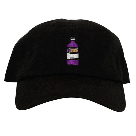 Black Syrup Dad Polo Hat
