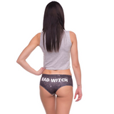 Bad Witch 3D Print Panties