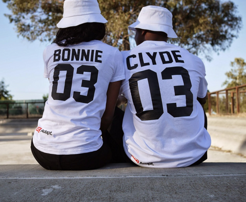 Bonnie and Clyde T Shirt