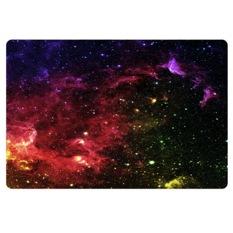 Rainbow Galaxy Doormat Carpet