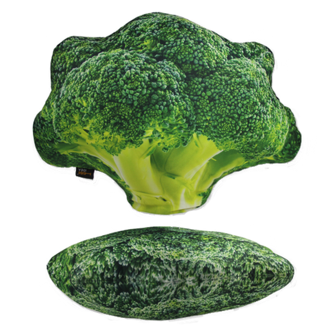 Rare Broccoli Pillow