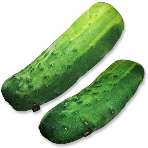 Rare Pickle Pillow
