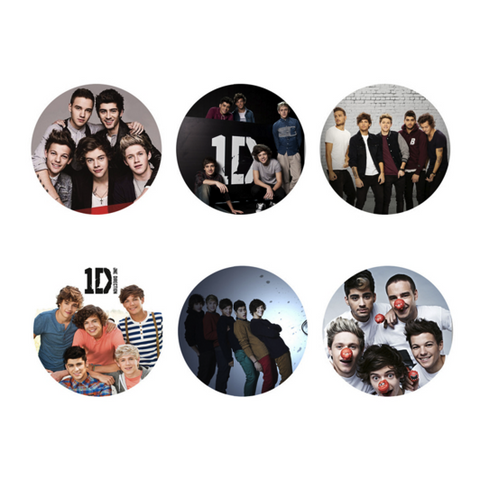 Original One Direction Coasters
