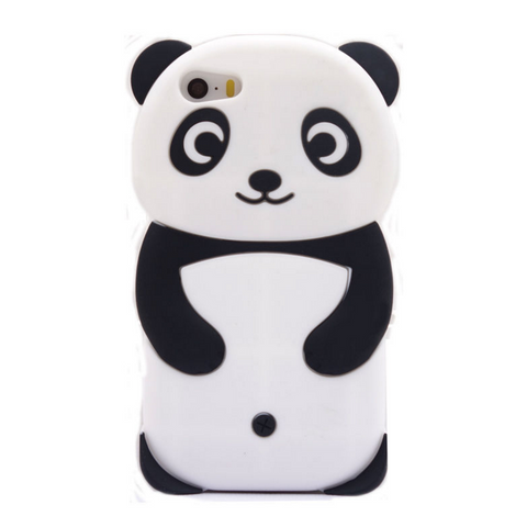 Panda Bear iPhone Case