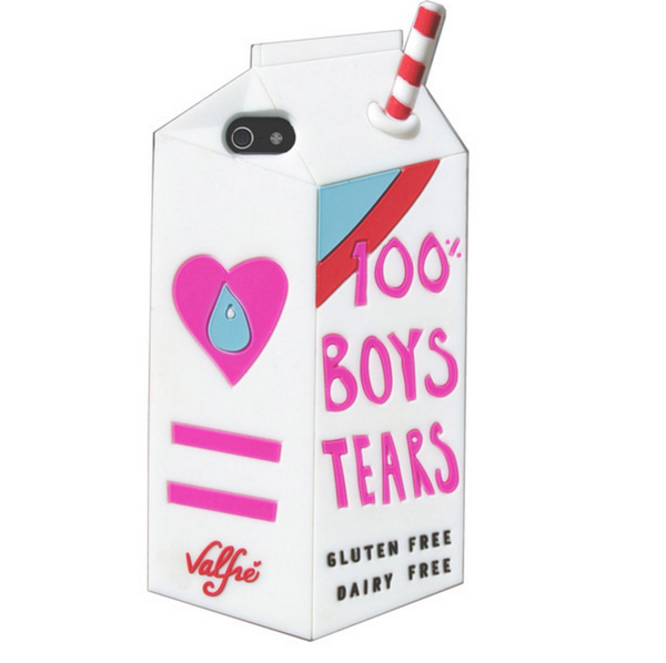 100% Boy Tears iPhone Case