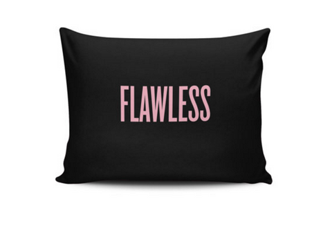 Flawless Pillow Cover