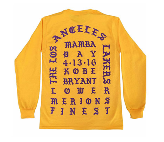 I Feel Like Kobe Mamba Day Pablo Kanye Long Sleeve T shirt