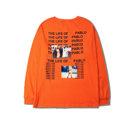 Pablo Long Sleeve T Shirt