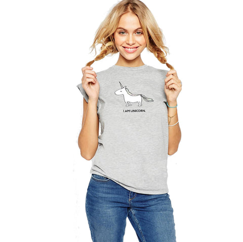 I am Unicorn T Shirt