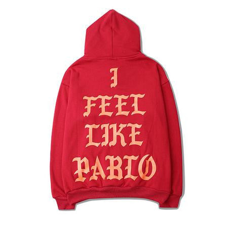 I FEEL LIKE PABLO HOODIE *MADE TO ORDER*
