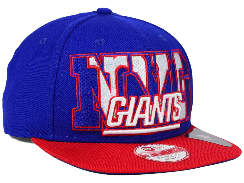 New York Giants Gorras
