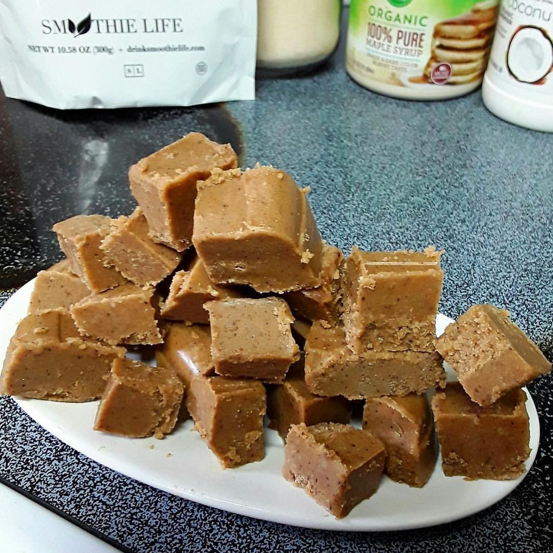 "Superfood ""Fudge"" Recipe"