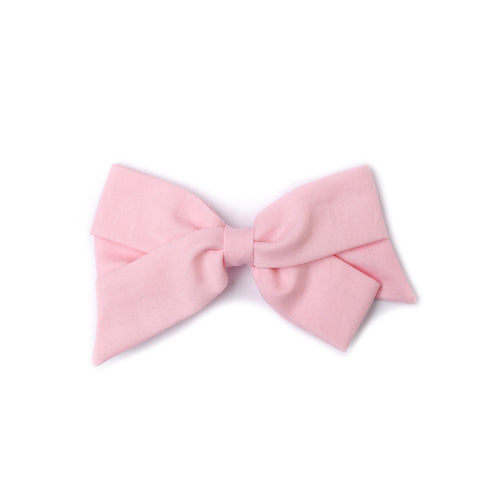 "Oversized Emilia Bow in ""It's A Girl"""