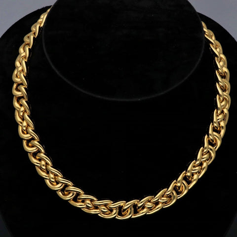 Asprey 18ct Gold Necklace