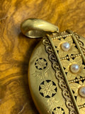 18ct Gold Locket