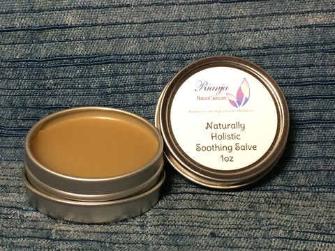 Naturally Holistic Soothing Salve