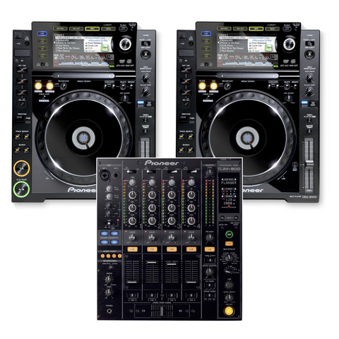 The Pioneer DJ Pack