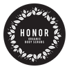 Honor Organic Coffee Body Scrubs