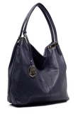 Large Navy Bag - 4hearts - 1
