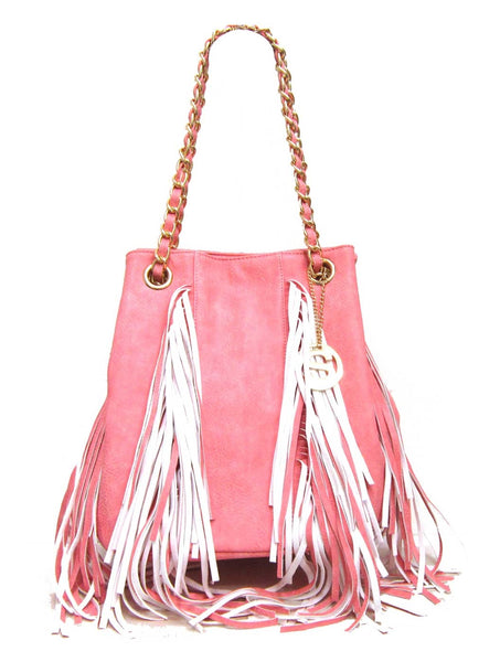 Large Tassle Bag