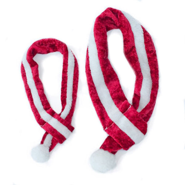 Santa Scarf - The Dapper Yapper