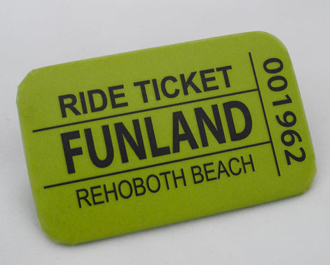 Ticket Magnet