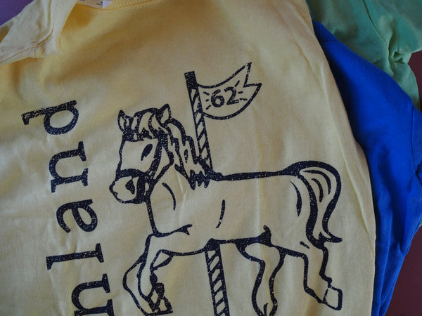 Youth Carousel Horse Tee