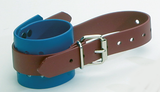 Leather & Polyurethane 601 Non-Locking Restraints