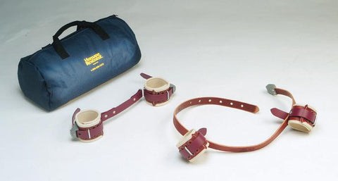 Ambulatory Restraint Kit #6, Leather