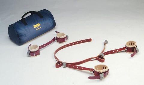 Adjustable Ambulatory Restraint Kit #7, Leather