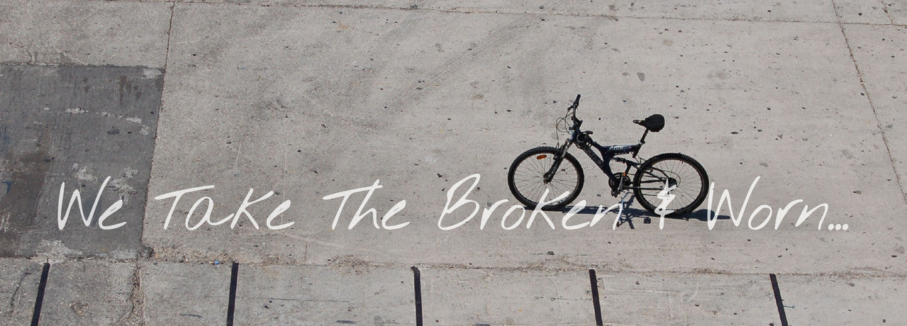 RideWear We Take The Broken and Worn Carbon Fiber Bicycles and Recycle Them Into Modern Jewelry