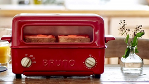 Japan Bruno Toaster Grill- Double-function Table Oven and Grill