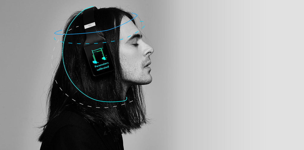 Vinci Malaysia - World's First Intelligent 3D Headphones ‐ Storming