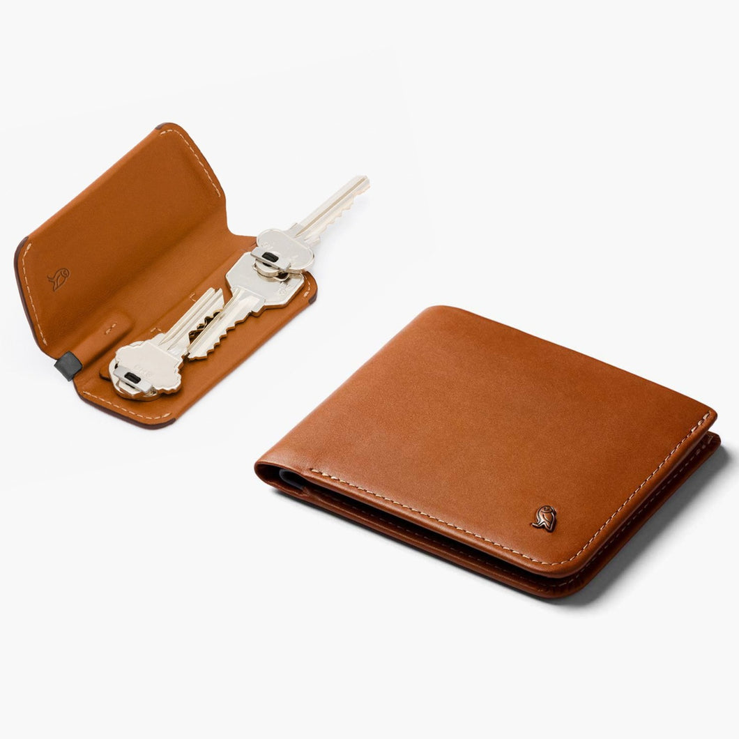 Bellroy Classic Set: Hide & Seek Wallet & Key Cover Bundle - Bellroy in Malaysia - Storming Gravity