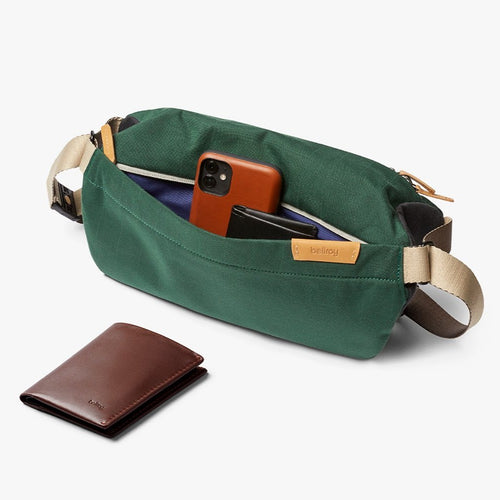 Bellroy Urban Nomad Set: Sling + Note Sleeve Bundle