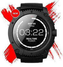PowerWatch X - Powered by your body heat (200m Water resistance, With Notification) - Matrix Industries - Storming Gravity