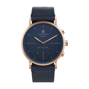 NOERDEN CITY - Hybrid smartwatch with Activity & Sleep Tracking and Vibration Notifications