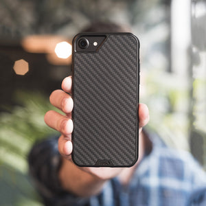 Mous - Real Aramid Carbon Fibre Case for iPhone 6, 6s, 7, 8 / 6 Plus, 6s Plus, 7 Plus, 8 Plus - Mous Malaysia - Storming Gravity