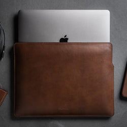 Nomad Leather Sleeve for MacBook Pro/Air