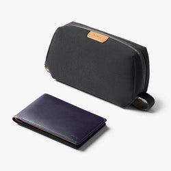 Bellroy Jet Set: Dopp Kit + Travel Wallet Bundle
