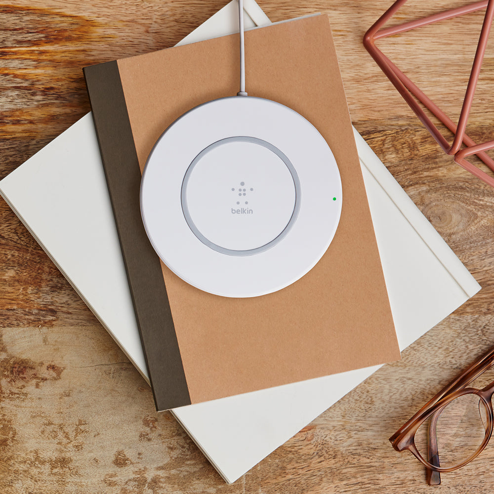 reputable site eb234 d1c8b BOOST↑UP™ Wireless Charging Pad for iPhone X, iPhone 8 Plus, iPhone 8