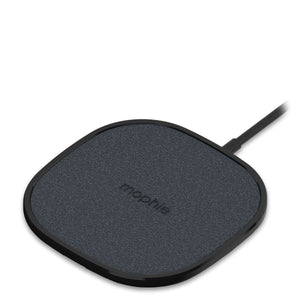 10W wireless charging pad (Fabric) - Mophie - Mophie in Malaysia - Storming Gravity