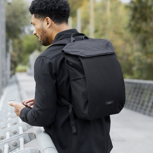 Bellroy Melbourne Backpack | Slim Professional Laptop Backpack
