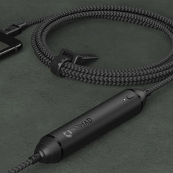 Nomad - 2 in 1 Lightning Battery Cable (Built-in 2,800 mAh) - Nomad Malaysia - Storming Gravity