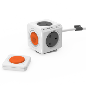 PowerCube Remote Set - Allocacoc - Storming Gravity