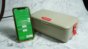 HeatsBox LIFE (App-controlled Smart Lunch Box)