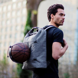 Bobby Urban - The Safest Travel Backpack - XD Design - Storming Gravity