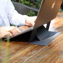 MOFT - World's First Invisible Laptop Stand - MOFT in Malaysia - Storming Gravity