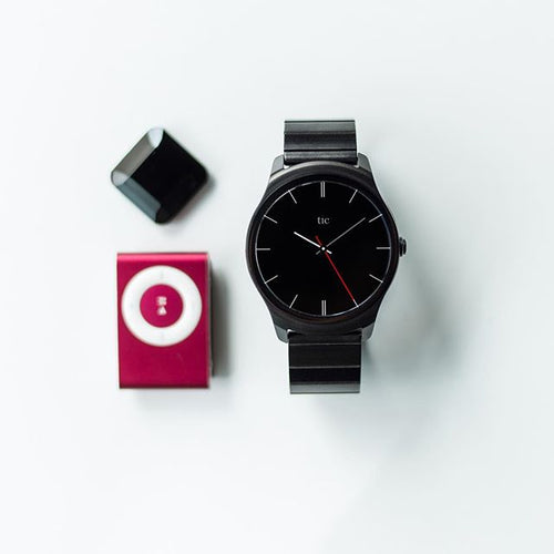 Ticwatch Classic - Stylish smart watch for business - Storming Gravity